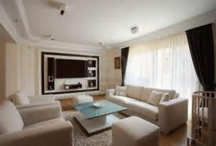 Modern Livingroom by Modern Living Room Furniture For Small Spaces High