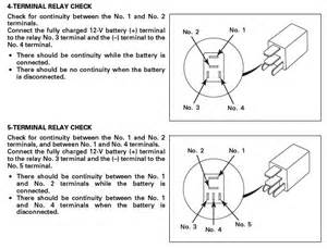 5 pin relay wiring diagram ford