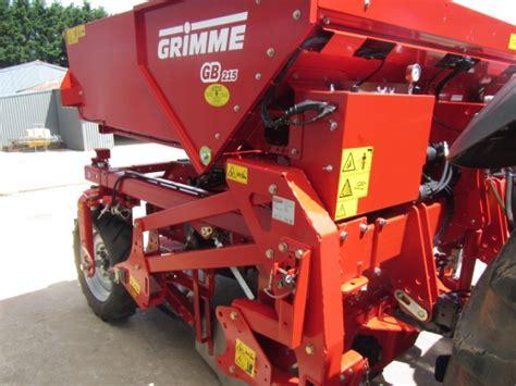 Grimme Potato Planter by Grimme Gb215 Potato Planter 2016 Parris Tractors Ltd
