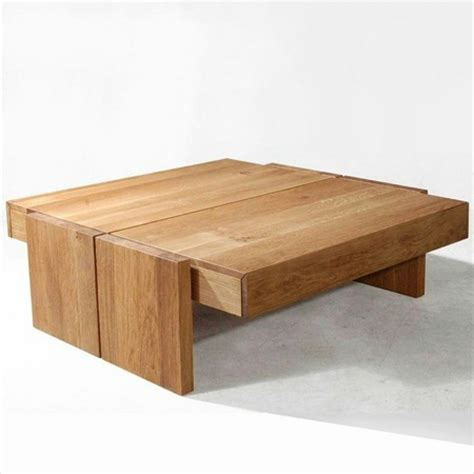 teak coffee table indoor coffee table design ideas