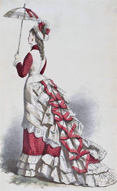 gestell vintage 243 best bustle fashion plates images on