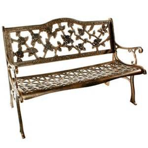 home depot outdoor bench oakland living patio bench 6008 ab the home
