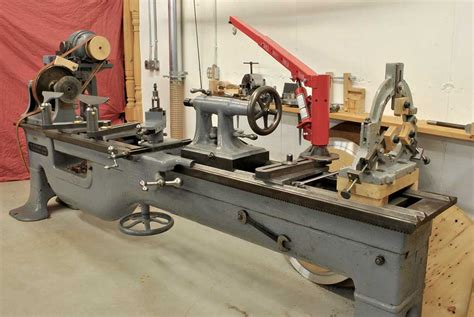 pattern makers wood lathe for sale my shop big tree tools