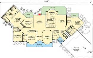 House Plans With Inlaw Suites Plan 3067d Flexible House Plan With In Law Suite Photo