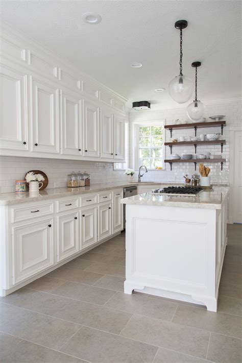 Kitchen Floor Ideas With White Cabinets by Kitchen Floor Ideas With White Cabinets Ef6dbc3f480c