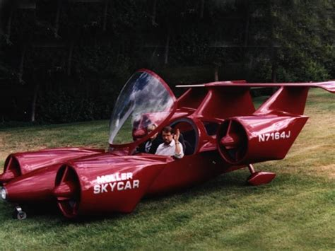 Mohler Flying Car by Moller S M400 Skycar Tfot