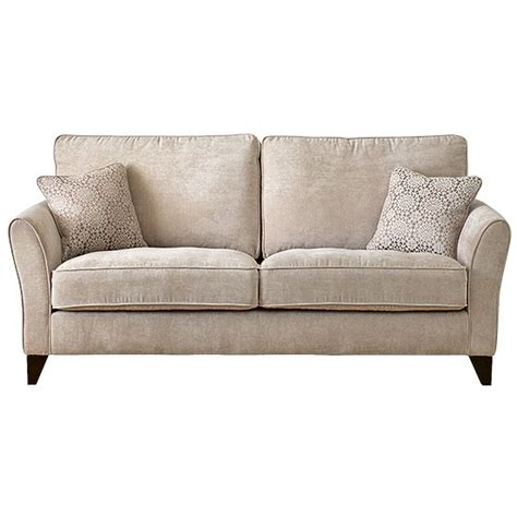 Traditional Couches Grace Linen Sofa From Multiyork Traditional Sofas