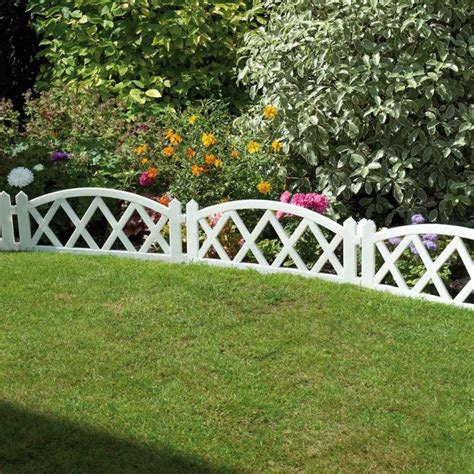 Garden Border Fence Ideas Ideas For Make Garden Border Fence Fence Ideas