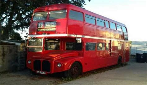 double decker bus for sale 1966 leyland double decker bus food trucks for sale