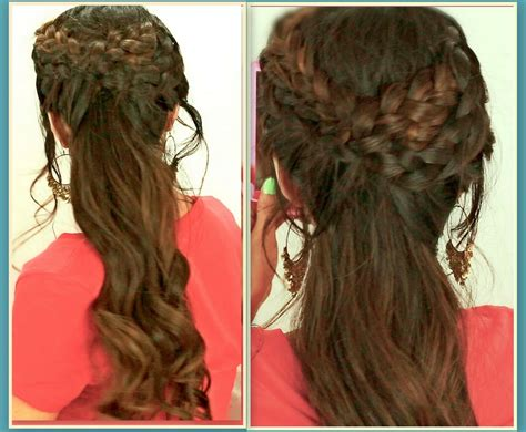 hairstyles for school long curly hair grecian braid hairstyles hair tutorial for medium long