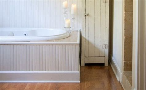beadboard around bathtub beadboard tub surround ensuite bathroom ideas pinterest