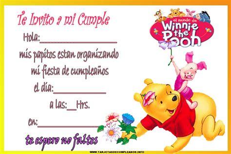 imagenes de feliz cumpleaños winnie pooh para facebook dibujos de winnie pooh para tarjeta de cumplea 241 os