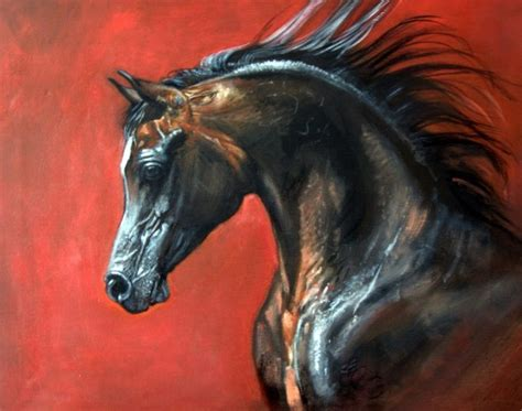 Decor: Beautiful Horse Artwork For Contemporary Interior Design ? Andersonesque