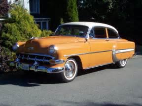 parked cars reader 1954 chevrolet bel