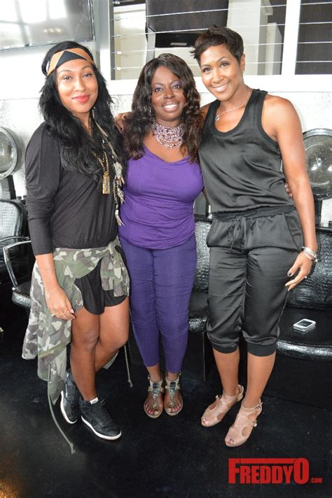 Hair Styler Dryers Sold In Canada by Da In My Hair Press Conference With Melanie Fiona