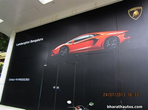 Lamborghini Showroom In India Automobili Lamborghini All Set To Arrive In Bangalore Soon