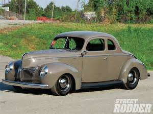 1940 ford coupe rod network
