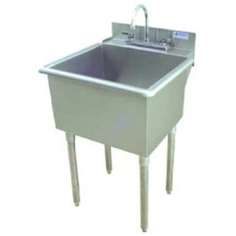 stainless steel garage sink a slop sink helps any garage but the right one
