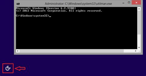 windows 8 reset password command prompt reset administrator password in windows 8 with or without usb