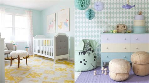 decoracion de habitacion de bebe en color verde c 243 mo decorar la habitaci 243 n del beb 233 en tonos menta