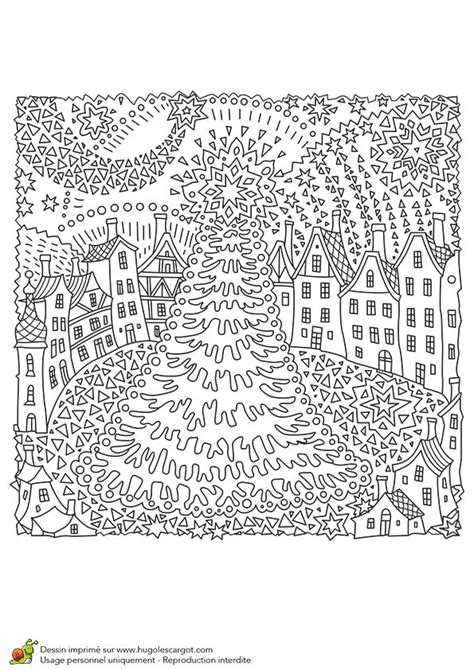 winter village coloring page 372 best coloring pages adult advanced images on pinterest