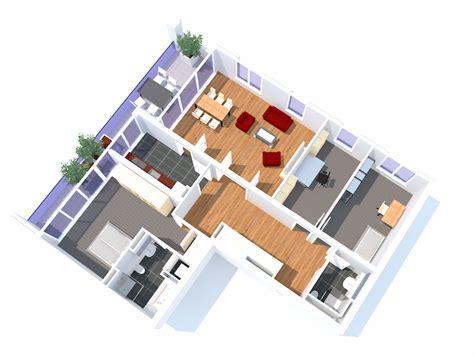 Grundriss Haus 3d 3d grundrisse