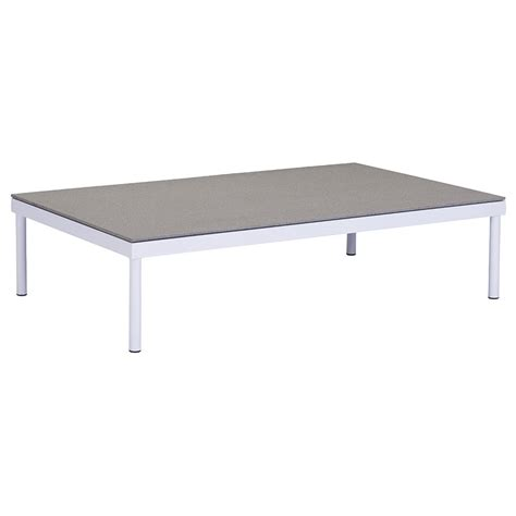 Outdoor Coffee Table Modern Roselawnlutheran Modern Outdoor Coffee Table