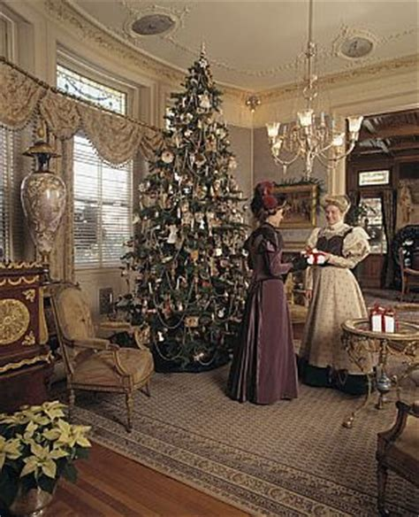 decorating a christmas tree to look old fashioned era traditions the pennington edition