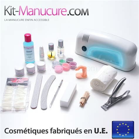 Kit Ongle Gel by Kit Machine Ongles Gel