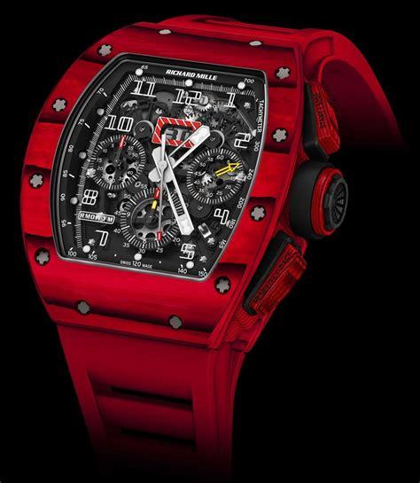 Richard Mille Rm 011 Swiss Clone 1 1 Silver Black richard mille rm 011 tpt quartz watches4trade