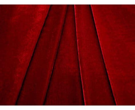 cortinas terciopelo terciopelo cortina teatro rojo