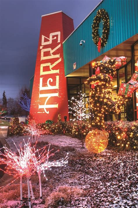 Free Herr S Christmas Lights Display Snacktacular