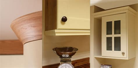 Kitchen Cupboard Cornice - a frontal accessories guide for oak kitchens solid wood