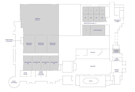 convention center floor plans ki convention center 187 planners 187 planner services 187 floor