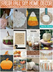 Fall Home Decor Diy home decor diy tutorials for fall trend home design and