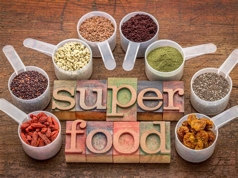 foods for the seven superfoods you haven t heard of yet