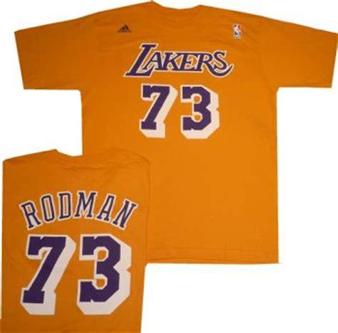 T Shirt Kaos Shirt Adidas Gold Font Elit los angeles lakers 73 dennis rodman yellow swingman throwback jersey nflsale