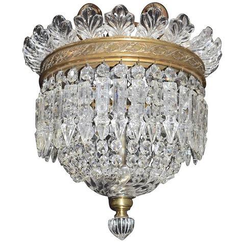 baccarat chandelier for sale antique lighting baccarat chandelier for sale at 1stdibs