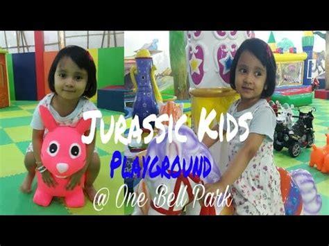 cineplex one bell park jurassic kids playground at one bell park youtube
