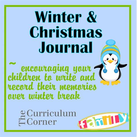 printable winter journal cover winter christmas printable journal pages