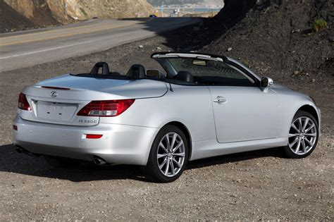 lexus is350 convertible used 2015 lexus is 350 c convertible pricing for sale