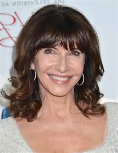hairstyles for 60 with bangs mary steenburgen best medium hairstyle with bangs for