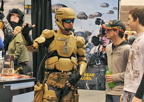 Tactical Assault Light Operator Suit Which Sci Fi Armor Is The Military S Fancy New Battle Suit