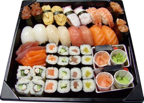 la cuisine du japon notre revue parle de vous les sushis comment les
