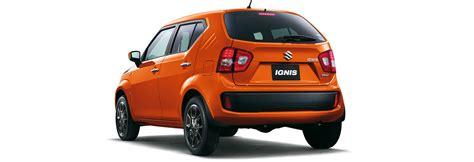 New Suzuki Ignis 2017 Suzuki Ignis Price Specs And Release Date Carwow