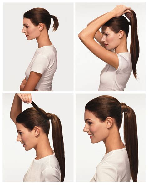how to use ponytail hair extensions clip in ponytail wrap braid hair extension 24 quot wavy