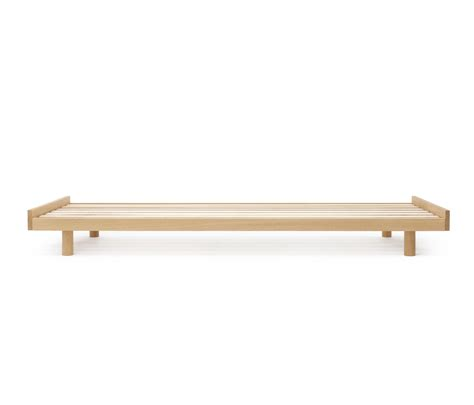 Oak Frame Bed Oak Bed Frame Single Beds From Bautier Architonic