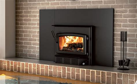 Wood Pellet Stove Insert Where There Is No Electric Heat Modern Survival