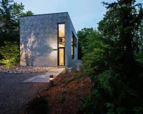 Concrete Block House by Concrete Block House Houzz
