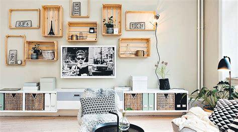 como decorar mi cuarto con huacales decora tu casa con cajas y mantenla siempre bien